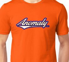 Anomaly Stripes Blue Unisex T-Shirt