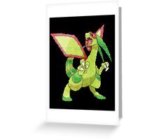 flygon Greeting Card
