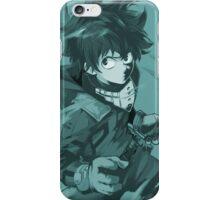 Midoriyama iPhone Case/Skin