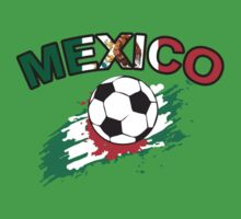 mexico world cup by 1453k