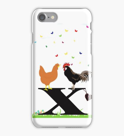 Love is a gamble iPhone Case/Skin