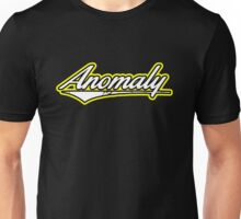 Anomaly Yellow Stripes Unisex T-Shirt