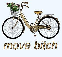 Bike harder by yunnn