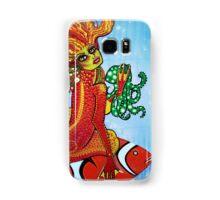 Clownfish Mermaid Samsung Galaxy Case/Skin
