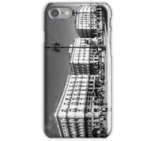 Puerta del Sol - B&W iPhone Case/Skin