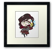 Legend of Korra || Asasmi Framed Print