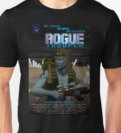 Rogue Trooper Engineered for War Unisex T-Shirt