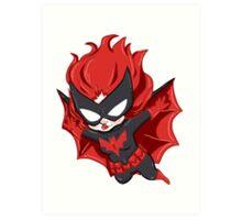 DC || Batwoman Art Print