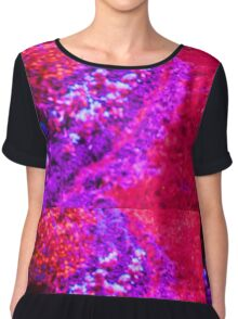 rushing flow of excitement Chiffon Top