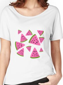 Watermelons Women's Relaxed Fit T-Shirt