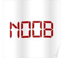 Noob Digital Poster