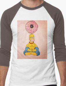 Bouda Homer Men's Baseball ¾ T-Shirt