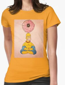 Bouda Homer Womens Fitted T-Shirt