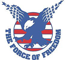RAMBO FORCE OF FREEDOM Photographic Print