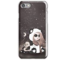 Find the place you call home among the stars iPhone Case/Skin