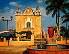 Convent and parish of San Antonio de Padua - Ticul by Yukondick