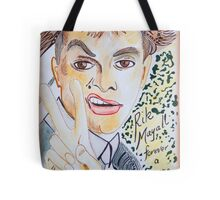 The Man Of Comedy Tote Bag