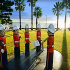 The Bollard Band - Geelong Victoria by bekyimage