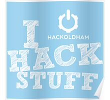 I Hack Stuff Poster