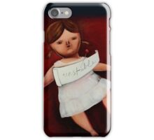 Unstable iPhone Case/Skin