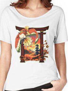 Heart Gold Women's Relaxed Fit T-Shirt