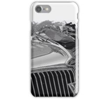 Faster than a Greyhound iPhone Case/Skin