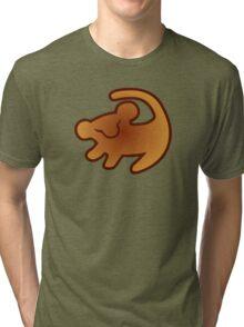 Lion King Mark Tri-blend T-Shirt