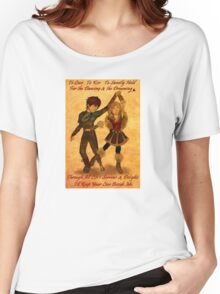 """How to Train Your Dragon 2 """"For the Dancing and the Dreaming"""" Women's Relaxed Fit T-Shirt"""