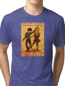"How to Train Your Dragon 2 ""For the Dancing and the Dreaming"" Tri-blend T-Shirt"