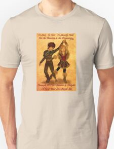 """How to Train Your Dragon 2 """"For the Dancing and the Dreaming"""" Unisex T-Shirt"""