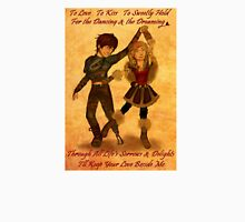 "How to Train Your Dragon 2 ""For the Dancing and the Dreaming"" Unisex T-Shirt"