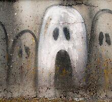 Ghostface by Ryszard  Wozniak