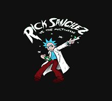 rick and morty the multiverse Unisex T-Shirt