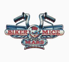 Biker mice from Mars by fotodose