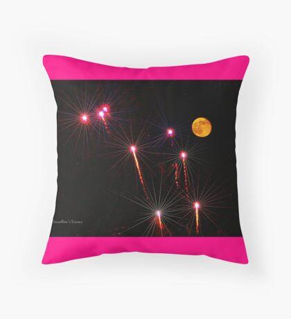 Happy Fourth Throw Pillow