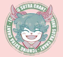 [shirt] echoing sutra chant by kouki