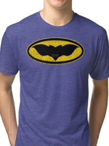 Gotham Gremlin (distressed) Tri-blend T-Shirt