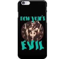 New Year's Evil iPhone Case/Skin