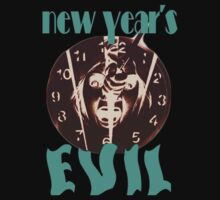 New Year's Evil Kids Tee