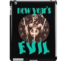 New Year's Evil iPad Case/Skin