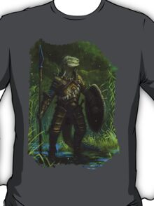 Argonian Warrior T-Shirt