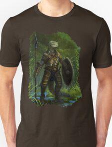 Argonian Warrior T-Shirt