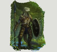 Argonian Warrior Unisex T-Shirt