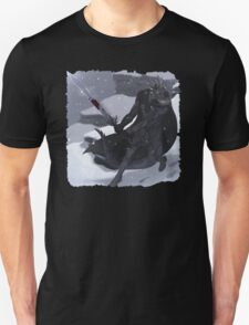 Argonian In Mountians T-Shirt