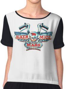 Biker mice from Mars Chiffon Top