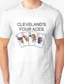 Cleveland's Four Aces Unisex T-Shirt