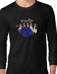 Big Blueberry Long Sleeve T-Shirt