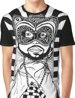 Bambaataa Graphic T-Shirt