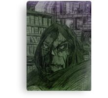 Victor's Library Canvas Print