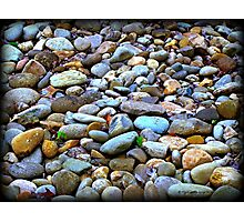 Tennessee River Rock Photographic Print